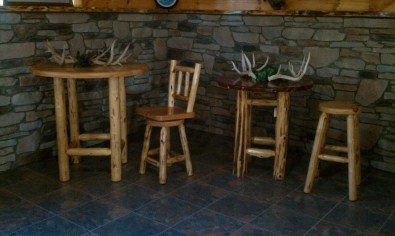 The Amish Log Furniture Store